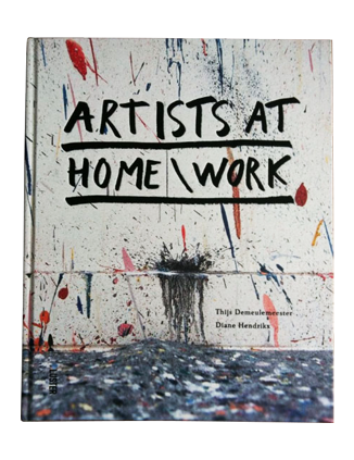 'ARTISTS AT HOME/WORK', Thijs Demeulemeester & Diane Hendrikx