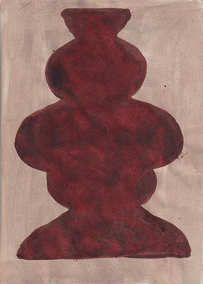 S.T., 25 x 18,5 cm