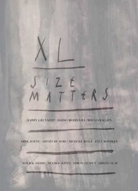 """XL – Size Matters"" poster"