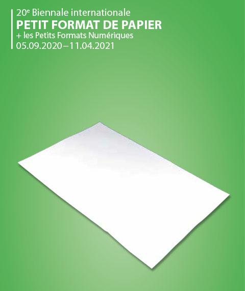 Arpaïs Du Bois - Biennale Internationale du Petit Format de Papier